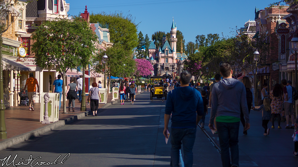 Disneyland Resort, Disneyland, Main Street U.S.A., Sleeping, Beauty, Castle