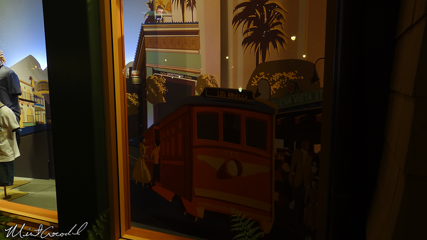 Disneyland Resort, Downtown Disney, World of Disney, Window, Disney California Adventure, Buena Vista Street