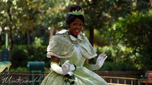 Disneyland Resort, Disneyland, Tiana