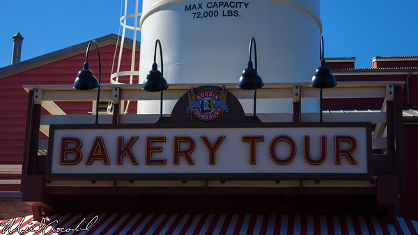 Disneyland Resort, Disney California Adventure, Pacific Wharf, Boudin, Bakery, Refurbishment, Refurbish, Refurb, 2015, Delivery, Truck