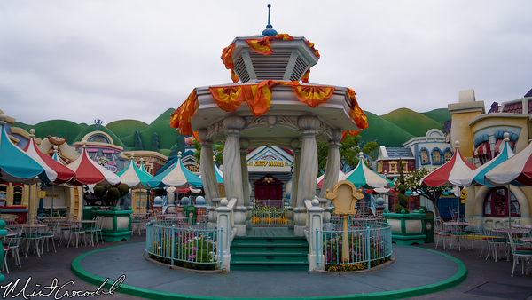 Disneyland Resort, Disneyland, Mickey's Toon Town, ToonTown, Halloween Time