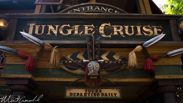 Disneyland Resort, Adventureland, Jungle Cruise