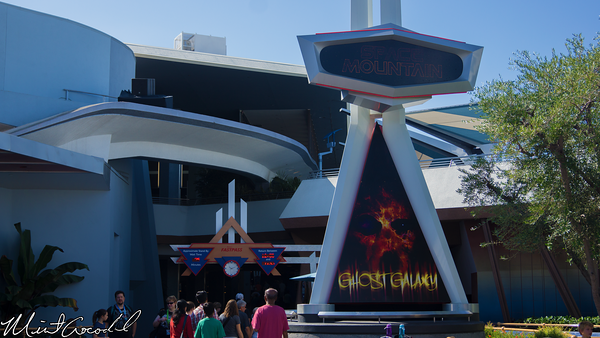 Disneyland Resort, Disneyland, Space Mountain, Ghost Galaxy, Halloween Time