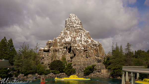 Disneyland Resort, Disneyland, Matterhorn, Bobsled, Refurbishment, Refurbish, Refurb