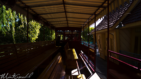 Disneyland Resort, Disneyland, Railroad, Train