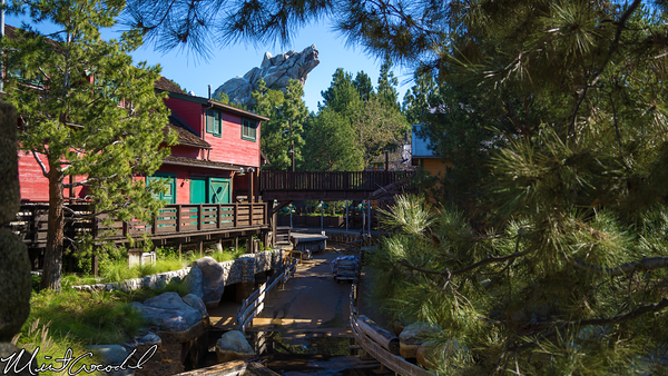 Disneyland Resort, Disney California Adventure, Grizzly River Run, Refurbishment, Refurb, Refurbish, 2015