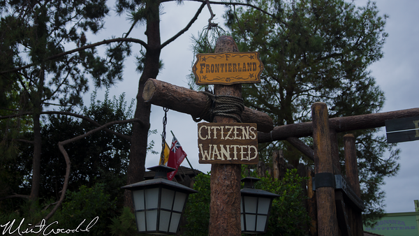 Disneyland Resort, Disneyland, Frontierland, Legends of Frontierland