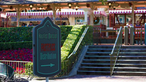 Disneyland Resort, Disneyland, New Orleans Square, Haunted Mansion, Holiday, FastPass