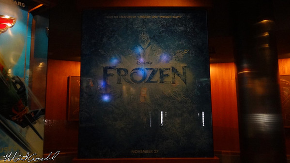 Disneyland Resort, Disney California Adventure, Animation Building, Frozen