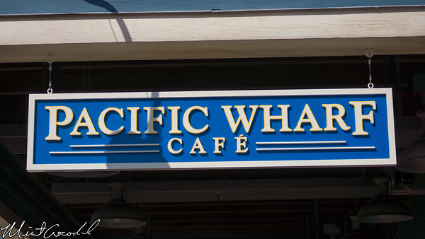 Disneyland Resort, Disney California Adventure, Pacific, Wharf, Cafe, Bakery