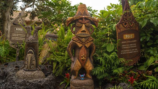 Disneyland Resort, Disneyland60, Disneyland, Adventureland, Enchanted, Tiki, Room, Dole, Whip, Stitch, Vinylmation