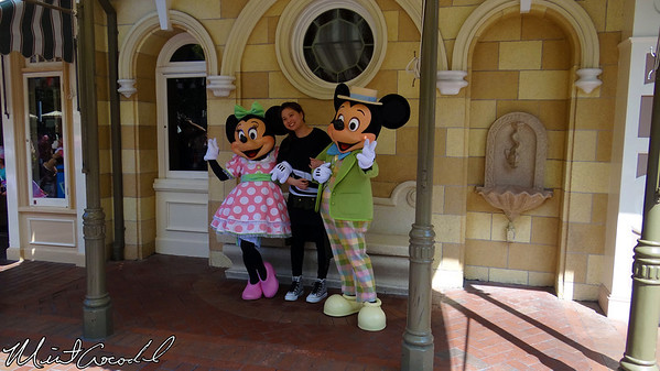 Disneyland, Easter, Mickey Mouse, Minnie Mouse, Limited Time Magic