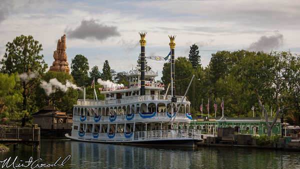 Disneyland Resort, Disneyland, Mark, Twain, Disneyland60, Diamond, Celebration, Buntig