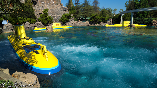Disneyland Resort, Disneyland, Finding Nemo Submarine Voyage, Refurbishment, Refurb, Refurbish