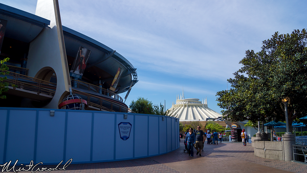 Disneyland Resort, Disneyland, Tomorrowland, Innoventions, Closed, Close, Refurbishment, Refurbish, Refurb