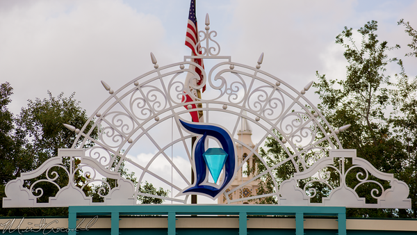 Disneyland Resort, Disneyland60, 60, Anniversary, 24, Hour, Party, Celebration, Kick, Off, Disney California Adventure, Entrance, Turnstile