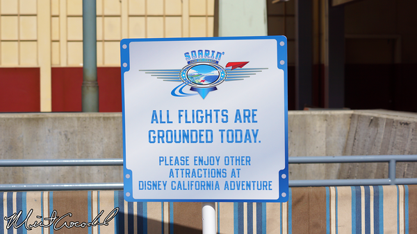 Disneyland Resort, Disneyland, Soarin' Over California, Refurbishment, Refurb