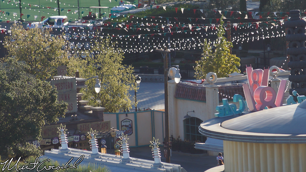 Disneyland Resort, Disney California Adventure, Cars, Land, Mickey, Fun, Wheel, Luigi's, Flying, Tires, Refurbishment, Refurbish, Refurb