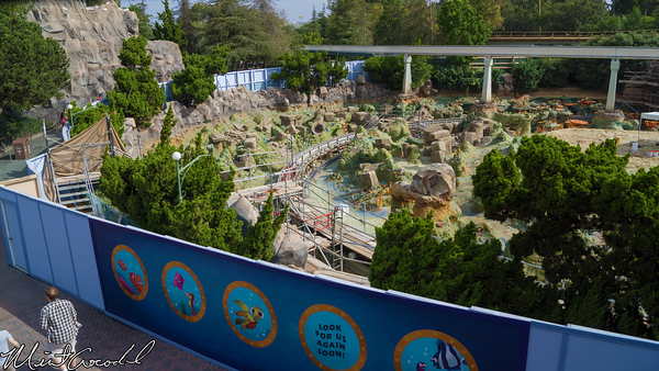 Disneyland Resort, Disneyland, Finding Nemo Submarine Voyage, Refurbishment, Refurbish, Refurb
