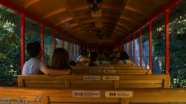 Disneyland Resort, Disneyland, Railroad, Train, Tomorrowland, Couple, Together