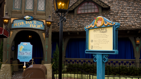 Disneyland Resort, Disneyland60, 60, Anniversary, 24, Hour, Party, Celebration, Kick, Off, Disneyland, Peter, Pan, Flight, Refurbishment, Refurbish, Refurb
