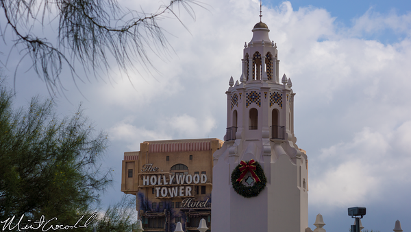 Disneyland Resort, Disney California Adventure, Buena Vista Street, Christmas Time, Christmas, 2014