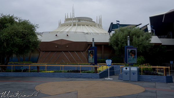Disneyland Resort, Disneyland, Space Mountain, Captain EO, Guardians of the Galaxy