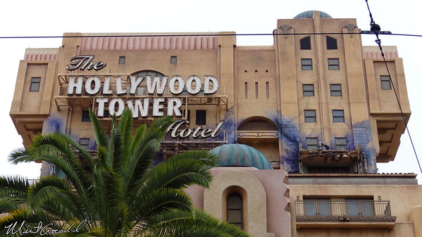 Disneyland Resort, Disney California Adventure, Tower of Terror, Limited, Time, Magic