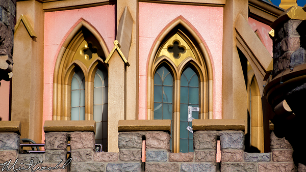 Disneyland Resort, Disneyland, Sleeping Beauty Castle, 2015, Refurbishment, Refurbish, Refurb