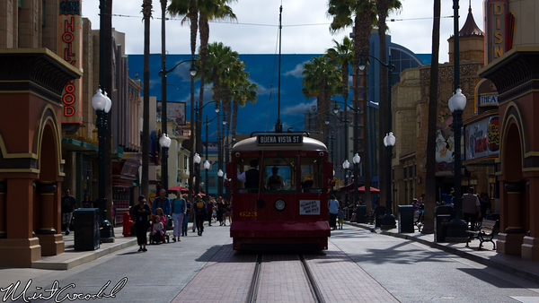 Disneyland Resort, Disney California Adventure, Buena Vista Street, Hollywoodland