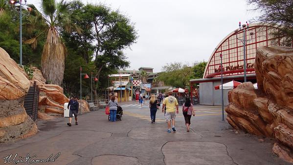 Disneyland Resort, Disney California Adventure, Condor Flats