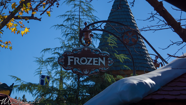 Disneyland Resort, Disneyland, Fantasyland, Frozen, Meet, Greet, Olaf, Closed, Face, Painting