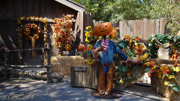 Disneyland Resort, Disneyland, Big Thunder Ranch, Halloween Time