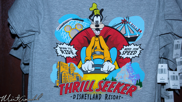 Disneyland Resort, Disneyland, Goofy, Shirt