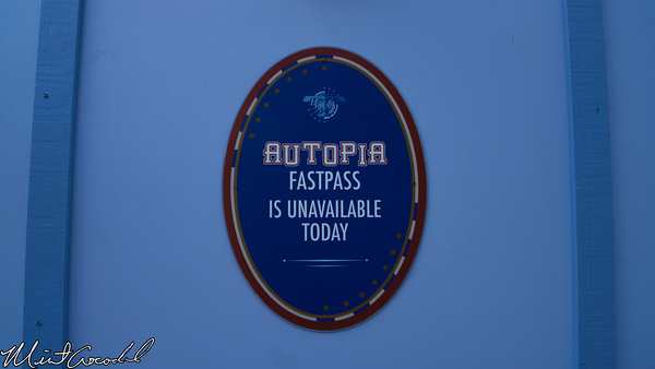 Disneyland Resort, Disneyland, Tomorrowland, Innoventions, Closed, Close, Refurbishment, Refurbish, Refurb, Autopia, Fast, Pass, FastPass