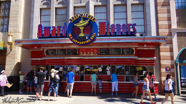 Disneyland Resort,Disney California Adventure, Hollywoodland, Award Wieners, Monsters University