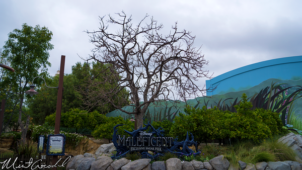 Disneyland Resort, Disney California Adventure, A Bug's Land, it's tough to be a bug, Maleficent, Trailer