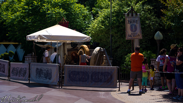 Disneyland Resort, Disneyland, Merida, Brave