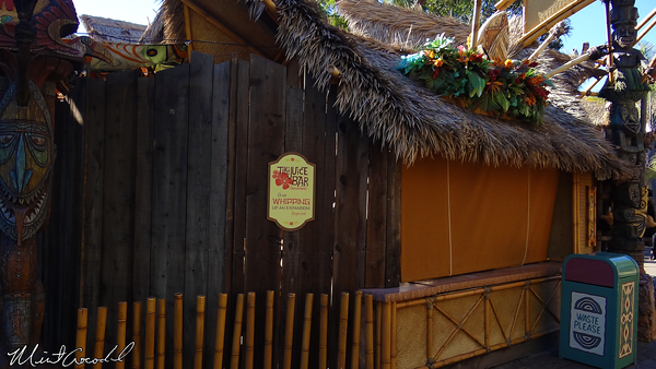 Disneyland Resort, Disneyland, Tiki Juice Bar, Refurbishment, Refurb