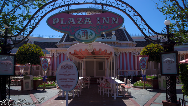 Disneyland Resort, Disneyland, Main Street U.S.A., Plaza Inn, Refurbishment