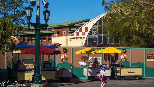 Disneyland Resort, Disney California Adventure, Condor, Flats, Refurbishment, Refurbish, Refurb, Grizzly, Peak, Air, Field