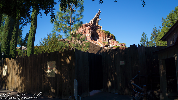 Disneyland Resort, Disneyland, Critter Country, Refurbishment, Refurbish, Refurb, 2015, Splash Mountain