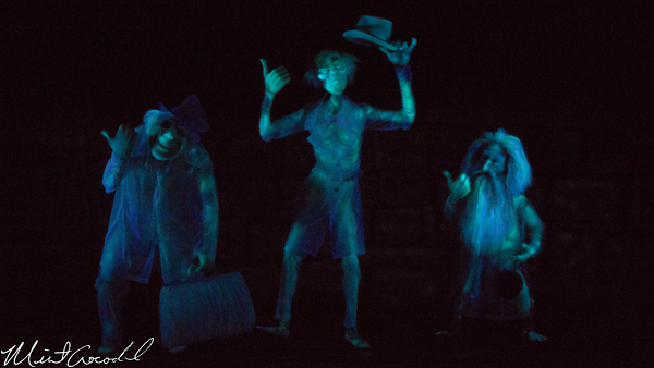 Disneyland Resort, Disneyland, New Orleans Square, Haunted Mansion, 2015, Wall, Window, Hitchhiking, Ghost