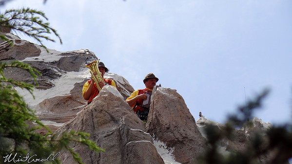 Disneyland Resort, Disneyland, Matterhorn, Mountain Climbers, Happy Hans, Erik, Alpine Melodies, Limited, Time, Magic