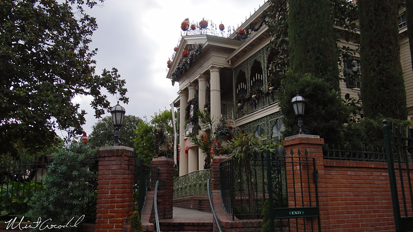 Disneyland Resort, Disneyland, Haunted Mansion Holiday, Christmas, Christmas Time