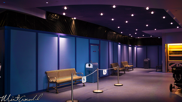Disneyland Resort, Disneyland, Tomorrowland, Space Mountain, Exit, Remodel, Refurbishment, Refurbish, Refurb