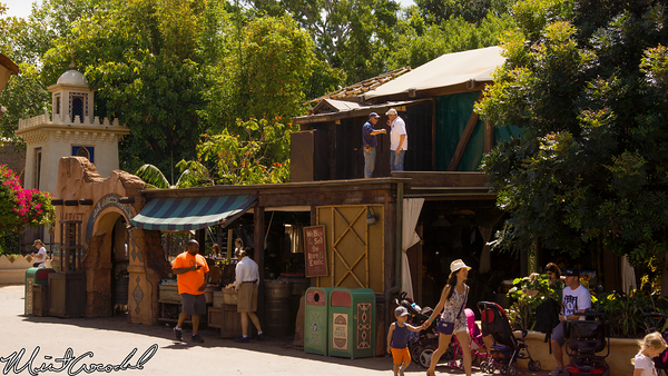 Disneyland Resort, Disneyland, Adventureland, Jungle, Cruise, Queue, Line, Refurbishment, Refurbish, Refurb