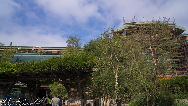 Disneyland Resort, Disney California Adventure, Grand Californian Hotel, Refurbishment, Refurbish, Refurb