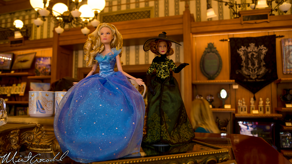 Disneyland Resort, Disneyland, Cinderella, Doll
