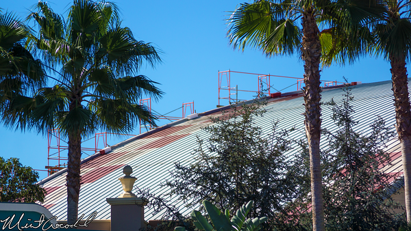 Disneyland Resort, Disney California Adventure, Soarin', Over, California, Refurbishment, Refurbish, Refurb